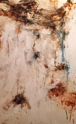 Acrylic on canvas 120 x 120 cm 2008