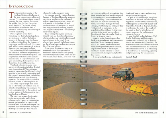 Off-Road in the Emirates