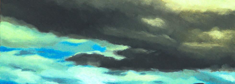 Ata Hasheminejhad Acrylic on canvas 70 x 100 cm