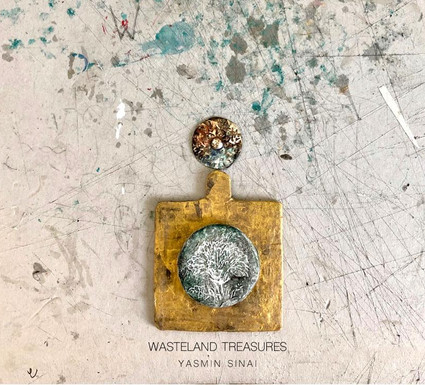 Wasteland Treasures by Yasmin Sinai