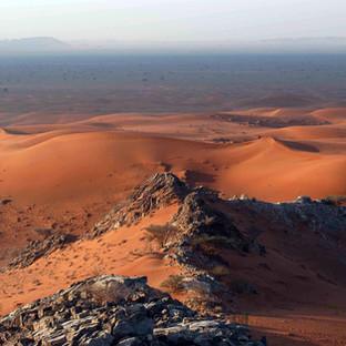 Desert in Oman