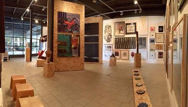 Installation view November 2017