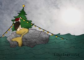 kerstmeermin