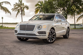 VIP Miami Auto Bentley Rental