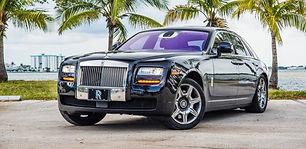 VIP Miami Auto Rolls Royce Rental
