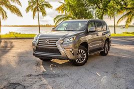 VIP Miami Auto Lexus Rental