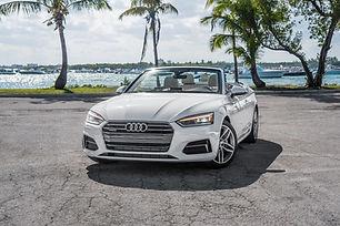 VIP Miami Auto Audi A5 Rental