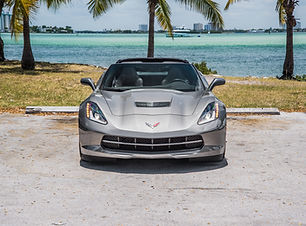 VIP Miami Auto Corvette Stingray Rental