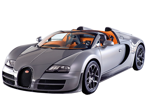 Bugatti Veyron Super Sport 2014