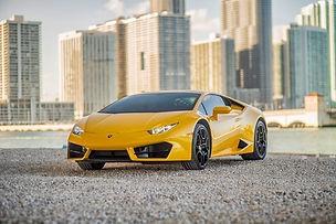 VIP Miami Auto Lamborghini Rental