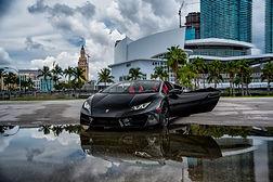 Vip Miami Auto Exotic Car Rental Lamborghini Huracan