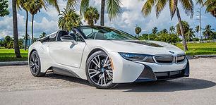 Vip Miami Auto Exotic Car Rental BMW I8
