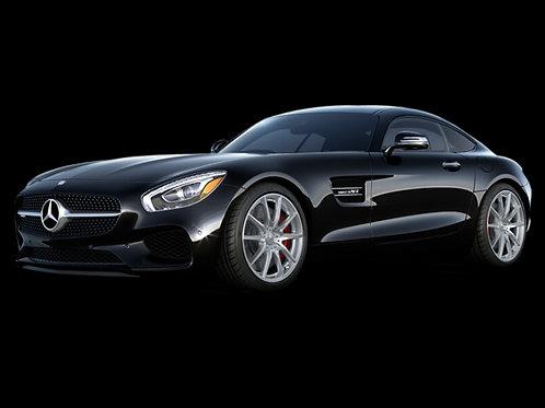 2016 Mercedes Amg Gt S Black