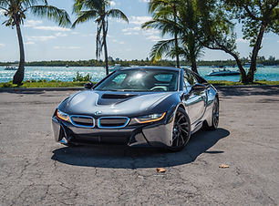 VIP Miami Auto BMW I8 Rental