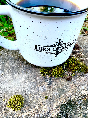 Athol Orchards Camp Mug