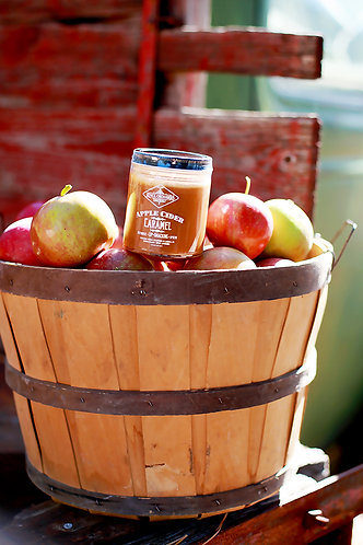 Farm-Crafted Apple Cider Caramel - 9oz