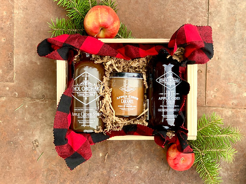 Deluxe Orchard Gift Crate