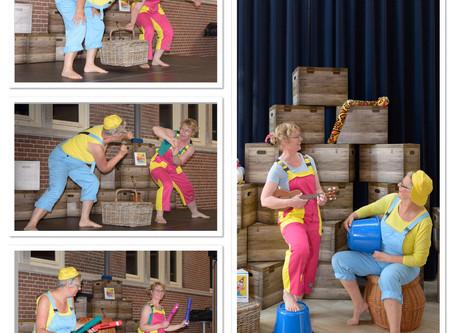 """Muzikale Kindervoorstelling """"Stijn zoekt zijn stem"""" al 4x gespeeld!"""