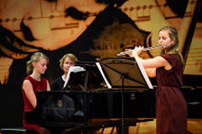 In februari 2017 hebben leerlingen van Muziek Compleet deelgenomen aan hetPrinses Christina Concour