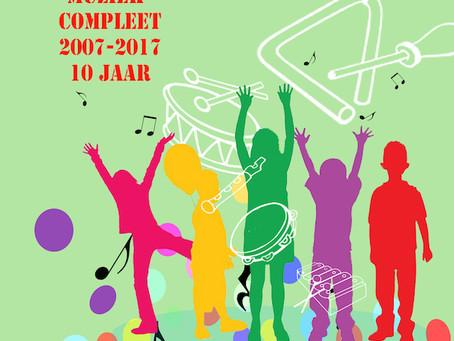 September 2017: Muziek Compleet jubileum.