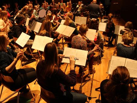 Fluitdag 7 maart 2020 met meer dan 60 fluitisten!