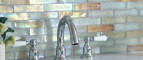 Beautiful Bathroom Tile Backspash Design