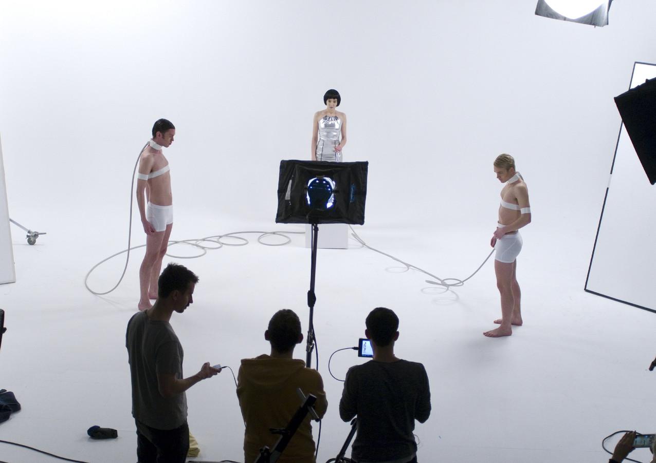 Super Human | Behind the scenes