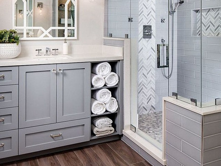 Modern Bathroom Remodeling Ideas and Designs