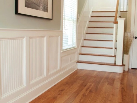 Trim Crown Molding and Wainscot Ideas