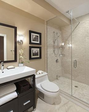 Rectangular White Ceramic Sink Modern