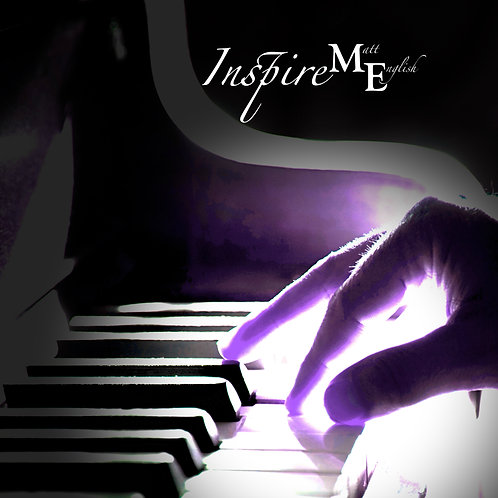 Inspire ME (Physical CD)