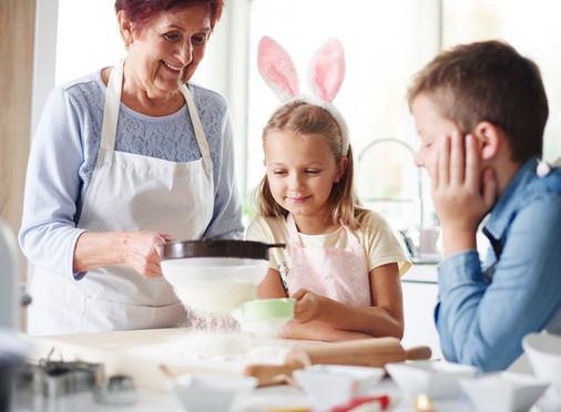 El tiempo de Calidad con su niño/a Conduce a las Habilidades Fuertes de Lenguaje