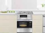 コンロとオーブンが一体に見えるけど片方だけ替えられる?