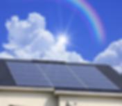 ご自宅の屋根に太陽光発電パネルを設置いたします