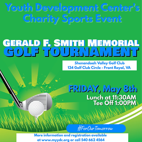 Golf Tournament Participant
