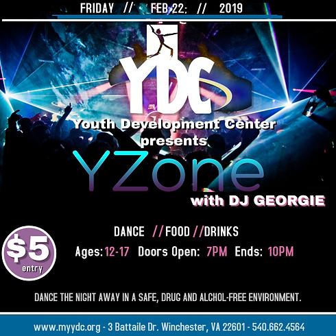 YZONE TEEN CLUB NIGHT