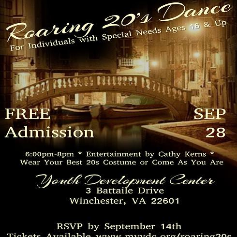 ROARING 20's DANCE