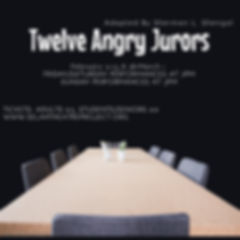 12 Angry Jurors - Made with PosterMyWall