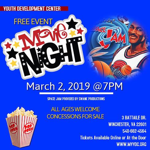 Movie Night: Space Jam