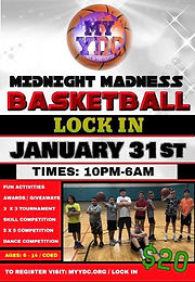 Midnight Madness Basketball