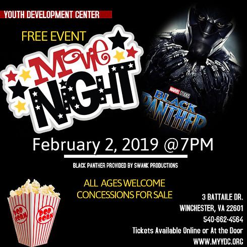 Movie Night: Black Panther