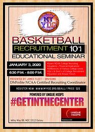 Basketball Recruitment 101