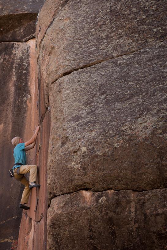 Penitente Canyon 2, Colorado