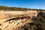 14_-_Ancient_Pueblo_cliff_dwelings_in_Me