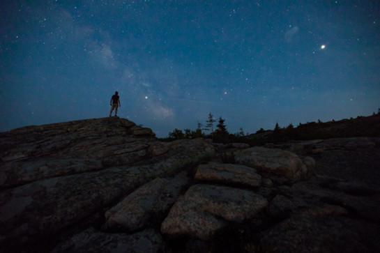 Cadillac Mountain, Maine