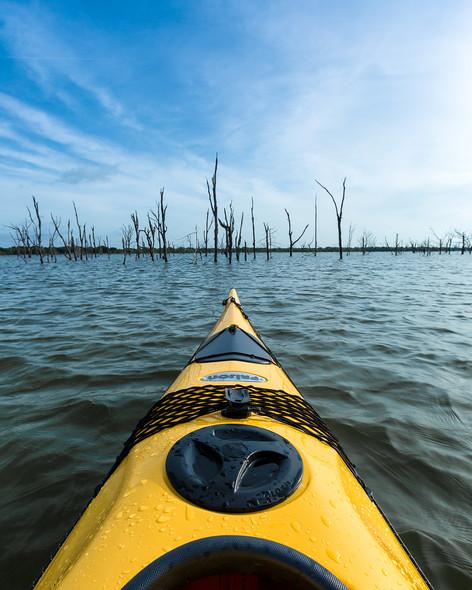 Lake Ray Roberts, Texas