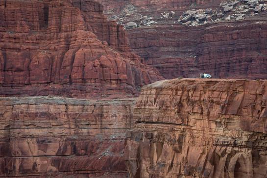 Shafer Trail, Utah