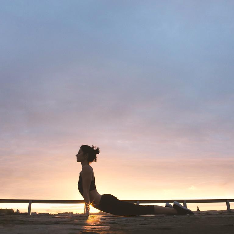 Sunrise Yoga Brunch @ Gara Rock - Sunday 11th August