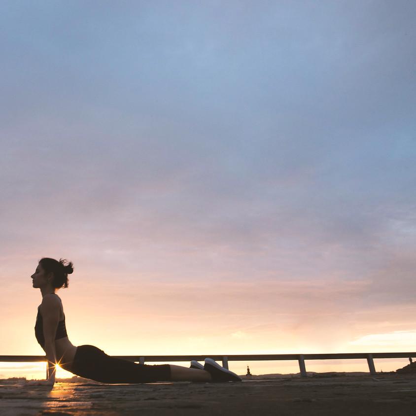 Sunrise Yoga Brunch @ Gara Rock - Sunday 23rd June