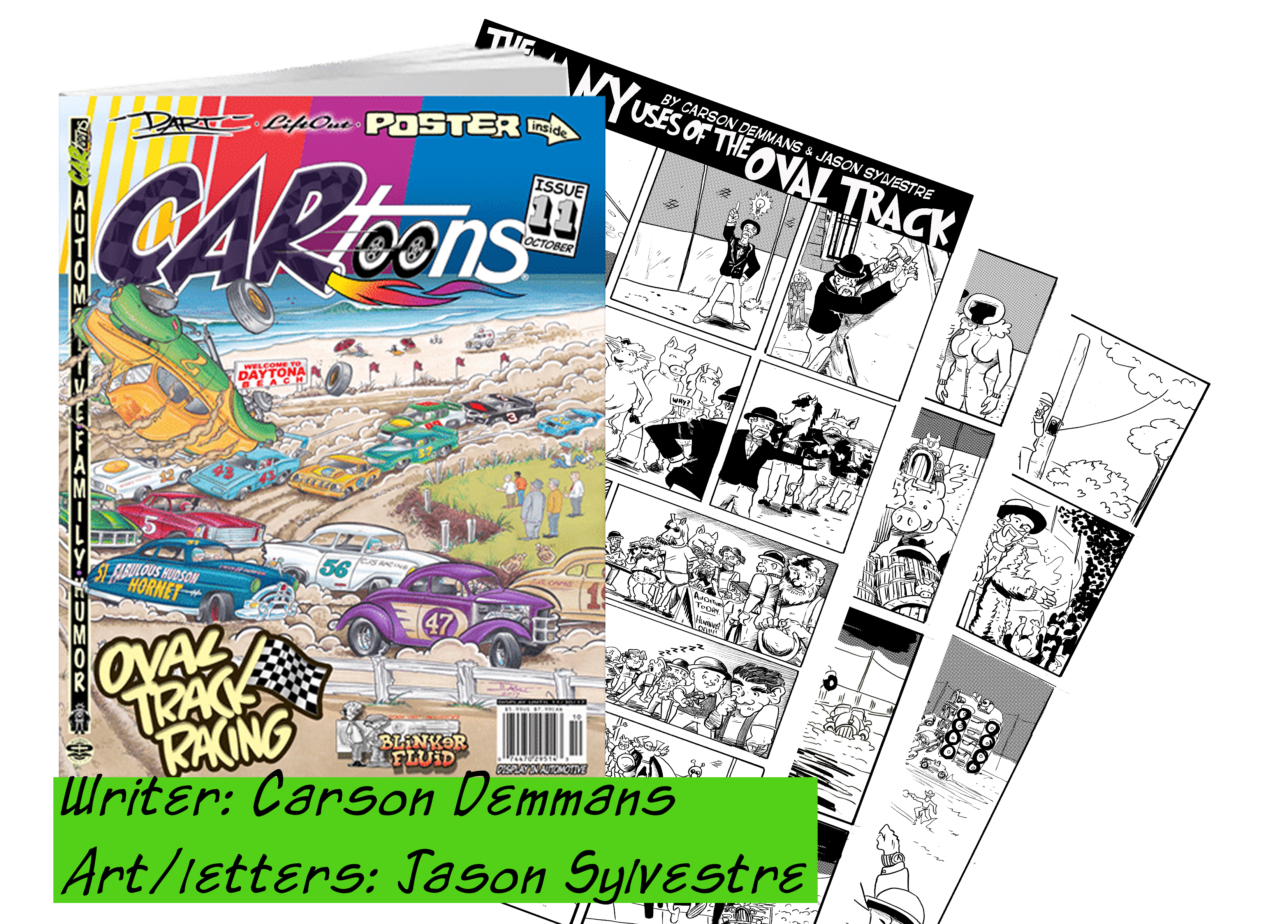 issue 11 placement